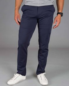This classic-fit pant made from a luxury Japanese stretch fabric, the Commuter was made for men who hustle for a living. Buy now with free shipping!