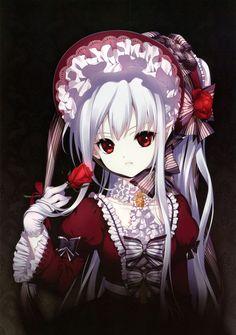 Anime Gothic Wallpaper : anime, gothic, wallpaper, ゴシックアニメ, -Gothic, Anime