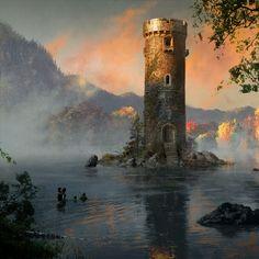 La  torre de la alegria