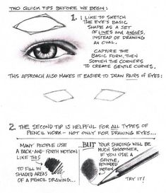 always been fascinated by eyes, want to try to learn how to draw them