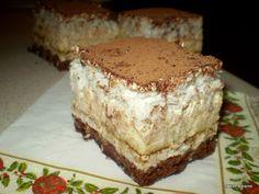 Magda Cake Recipes, Dessert Recipes, Desserts, Polish Recipes, Food Cakes, Homemade Cakes, Cupcake Cookies, Holiday Recipes, Food To Make