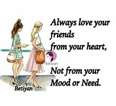 Love You Friend, Always Love You, Great Friends, Dosti Quotes, Best Friend Quotes, Bff, Besties, Friends Forever, Friendship Quotes
