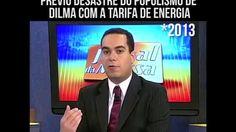 Paulo Eduardo Martins previu desastre no setor elétrico