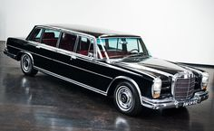 1967 Mercedes-Benz 600 Pullman Limousine. ★。☆。JpM ENTERTAINMENT ☆。★。
