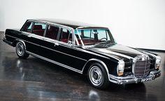 1967 Mercedes-Benz 600 Pullman Limousine. ★。☆。JpM ENTERTAINMENT ☆。★。