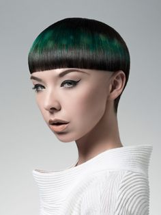 Hair/Coiffure: Darren Ambrose Colour/Couleur: Abby Smith Styling/Stylisme: Jackie Ambrose, Abby Smith Photos: Gabor Szantai {igallery id=1003|cid=1305|pid=1|type=category|children=0|addlinks=0|tags=|limit=0} Graphic colour of synthetic greens, digitized yellows, slate, graphite, infusions of...