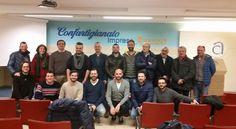 22/2/2016. Maurizio Baldi, Andrea Sansoni e Nedo Baglioni sono i nuovi Presidenti rispettivamente di Confartigianato Grafici, ICT e Fotografi in seno alla Federazione Comunicazione