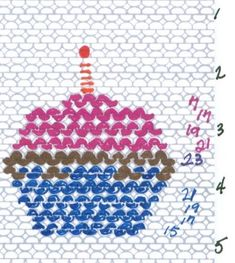 Free cupcake smocking plate from Maggie Bunch!  Thank you, Maggie!!
