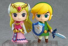 Figura de Zelda Nendoroid