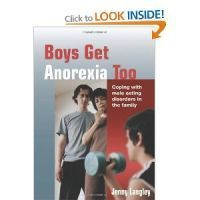 This book is immensely reassuring to any parent who has experienced at first hand the problems that a young boy already caught up in the maelstrom of adolescence can both experience and cause when anorexia arrives.