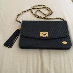 f3db56a7c69 Spotted while shopping on Poshmark  Koschi black purse!