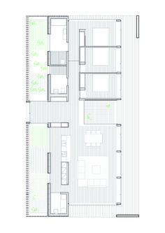 SIFERA House,Plan