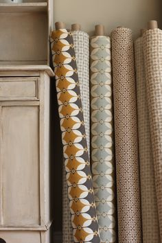 akin and suri are designers or original wallpapers and fabrics for residential and commercial interiors, based in London