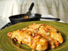 Little B Cooks: Chronicles from a Vermont foodie: Sun Dried Tomato Chicken