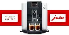 Buying Jura Refurbished Espresso Machines Best Drip Coffee Maker, Coffee And Espresso Maker, Espresso Drinks, Espresso Machine, Aeropress Coffee, Coffee Aroma, Coffee Truck, Coffee Cafe, Jura Espresso