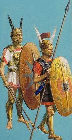 samnite warriors - Google Search