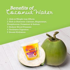 #Tropical #Mix in #Coconut #Water