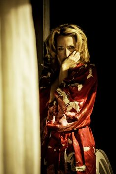 Gillian Anderson Stars in 'Streetcar Named Desire' at Young Vic - NYTimes.com