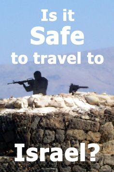 Is it safe to travel to Israel? Current information that will make you see what a safe travel destinaion Israel actually is. Travel Advice, Travel Guides, Travel Tips, Traveling With Baby, Traveling By Yourself, Israel Travel, Israel Trip, Local Festivals, World Images