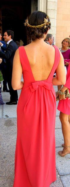 El blog de Suma Cruz #vestido #bodas #corona