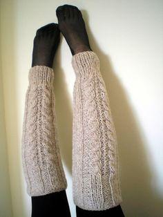 Leg warmers ❤️
