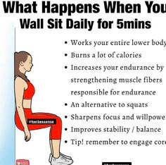 Fitness Workout For Women, Fitness Diet, Yoga Fitness, Fitness Motivation, Health Fitness, Health And Fitness Articles, Yoga Benefits, Health And Wellbeing, Easy Workouts