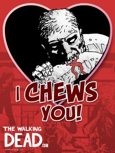 I chews you <3
