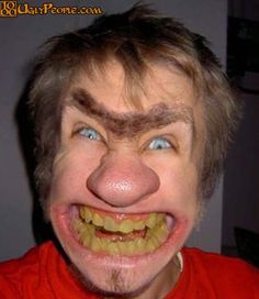 Uglypeople Com We Collect Photos Of The Ugliest People In The World We