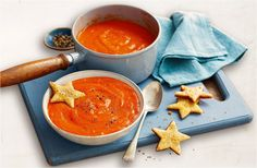 Nana from our story knows exactly what to make her poorly grandson – her 'magic' soup. Find this soup recipe & more Food Love Stories at Tesco Real Food.