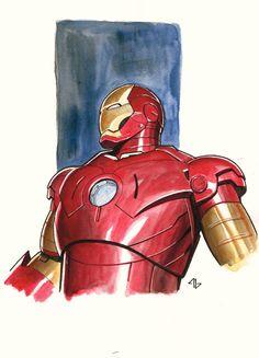Iron Man - Adi Granov