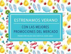 Empieza el verano y seguimos con una nueva tanda de ofertas y promociones  http://elblogdeperfumesrioja.com/estrenamos-verano-con-las-mejores-promociones-del-mercado/