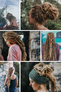 Dreadlock Hairstyles for women. Girl with dreads. Dreadlock photo gallery Mountain Dreads. Dreadlock beads and Accessories. #dreadhairstyles #dreadlocks #dreads #dreadlockstyle #dreadbeads