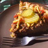 Cheeseburger Pie Bariatric Recipe