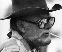 Sam Peckinpah...  cowboys cowboy! He upped onscreen violence in his controversial Westerns and dramas, including The Wild Bunch and Bring Me the Head of Alfredo Garcia. So many modern directors have been heavily influenced by his works..ahem Coen Brothers I am looking at you!