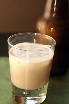 Homemade Irish Cream Liquer