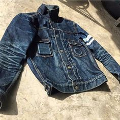 Momotaro GTB Jacket  #RawDenim #SelvedgeDenim ⓀⒾⓃⒼⓈⓉⓊⒹⒾⓄⓌⓄⓇⓀⓈ ★★★★★★★★★★★★★★★