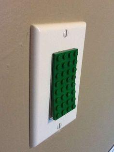 LEGO Light Switch!