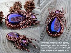 Arachne by BetelgeuseStar on Etsy