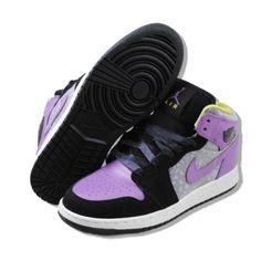 Michael Jordan Shoes Women Nike Air Jordan 1 Kids' Basketball Shoes                                 leather-and-mesh                    100% Authentic Guarantee                    Brand New In Box                    Big Kids Size