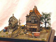 Nice diorama by Dave Revelia
