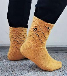 Villapalleron käsityöt: Kennosukkien ohje Knitting Patterns Free, Free Knitting, Mittens, Ravelry, Knit Crochet, Socks, Search, Fashion, Knitting Socks