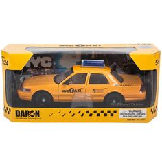 NYC Taxi Car
