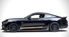 The 50th Anniversary Edition Ford Shelby GT-H is Not Your Typical Rental Car
