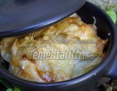 Rokfor Peynirli Patates Güveç