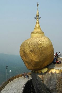 Невероятная Пагода Чайттийо - Путешествуем вместе