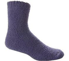 Fireside Casuals Women's 17057 Casual Socks,Twilight Blue Reliable. $32.95