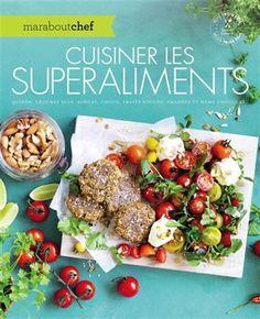 80 recettes à base d'aliments bons pour la santé : quinoa et épeautre, graines germées et noix, légumes feuilles, viandes maigres, laitages et chocolat.