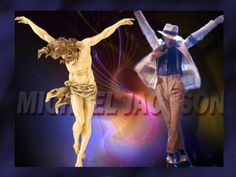 The King Of The Jews Dancing With The King Of Pop