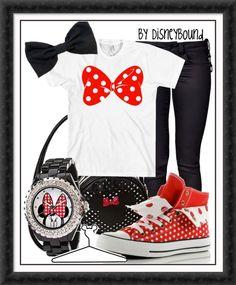 Minnie Mouse - I want those shoes