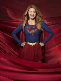 """March 30 2016: """"Supergirl"""" Star Melissa Benoist Answers Fan Questions"""